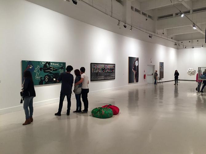 Exposición CAC Málaga