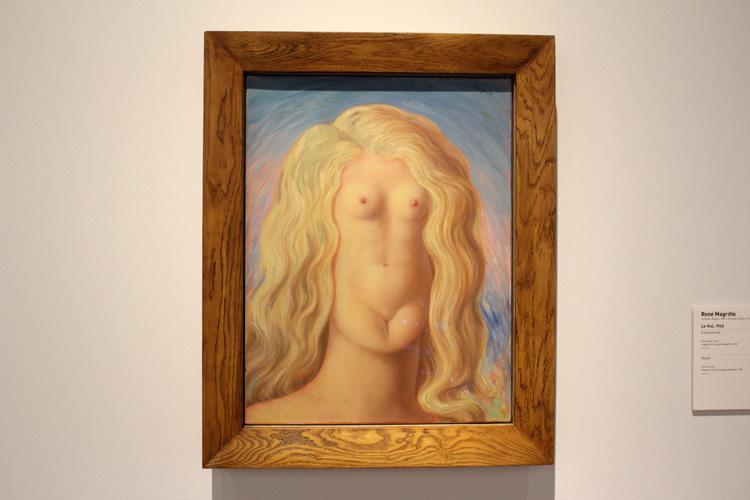 René Magritte, Centro Pompidou Málaga